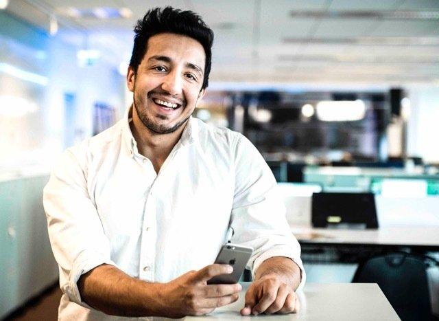 Ehsan Fadakar lyckades som Digital strateg & Entreprenör