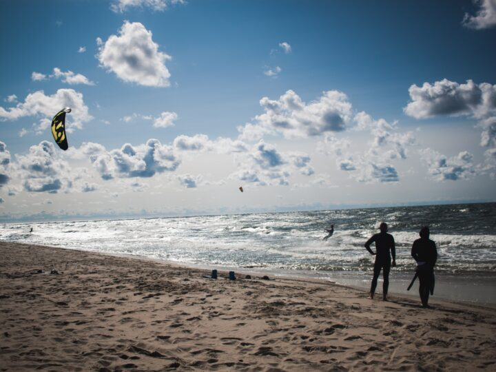 Kitesurfing Öland – Kiteskola med Kitekurs
