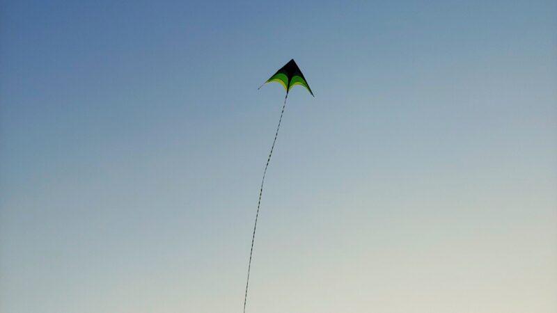 Drakflygning – En rolig höstaktivitet